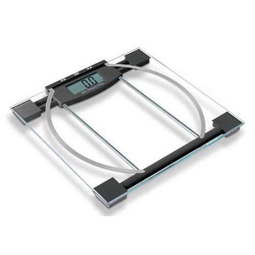 Kabalo 180kg Capacity Electronic Digital Multi-Function BODY FAT Analyser Stylish Glass Bathroom Scale