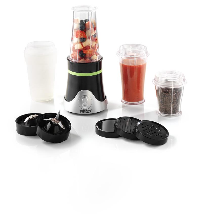 Kabalo Portable Multifunctional Smoothie Maker, Mini Blender, Ice Grinder, Juicer